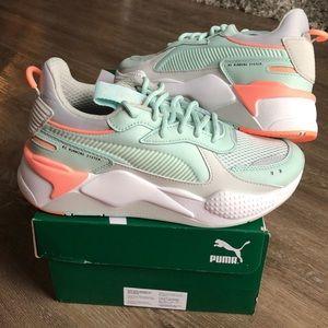 Women's Puma RS-X TRACKS shoes
